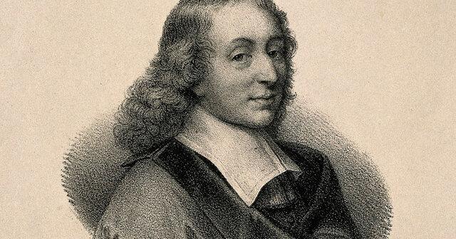 BLAISE PASCAL AÑO 1623