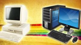 Historia de los ordenadores timeline