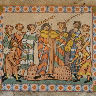 Medieval/Ren (476-1430-1600) timeline