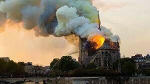 Incendi de Notre Dame (fet cultural)