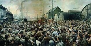 El movimiento obrero. Las Internacionales y los sindicatos.