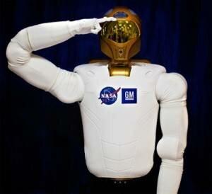 Humanoide astronauta