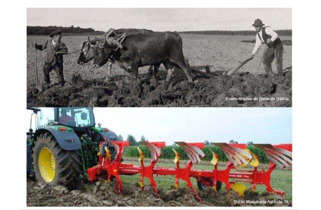 Mecanización de la agricultura