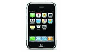 La aparición del iPhone populariza la web móvil.