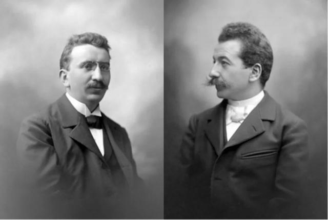 Братья Люмьер выпустили пластины для цветного фото под торговой маркой Lumiere