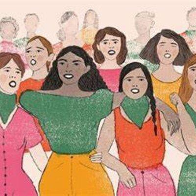 MUJERES FEMINISTAS timeline