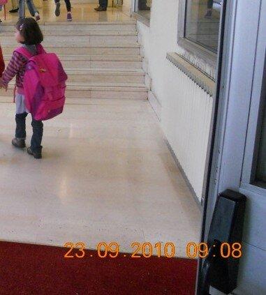 Inizio scuole elementari