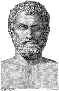 Anaximandro (610 a.C. – 545 a.C.)