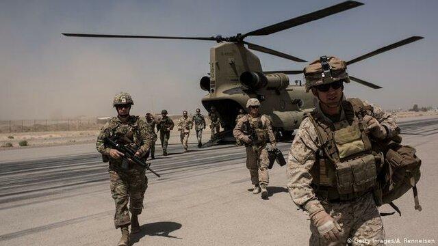 el estat america es retira, donant per acavada la guerra d´Afganistan