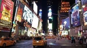 Primera vegada a Nova York