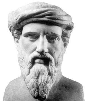 Pitágoras (569 a.C. – 475 a.C.)
