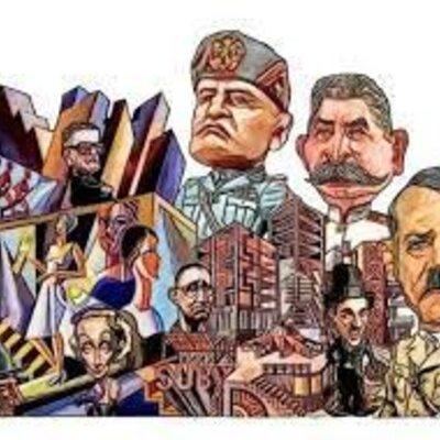 Etapas historia contemporánea timeline