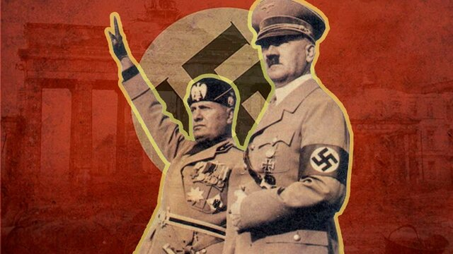 El nacismo y el fascismo