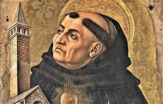 Santo Tomás de Aquino (1224-1274)