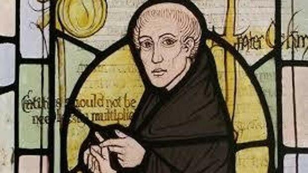 Guillermo de Ockham (1288-1349)