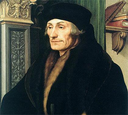 Erasmo de Rotterdam (1466-1536)
