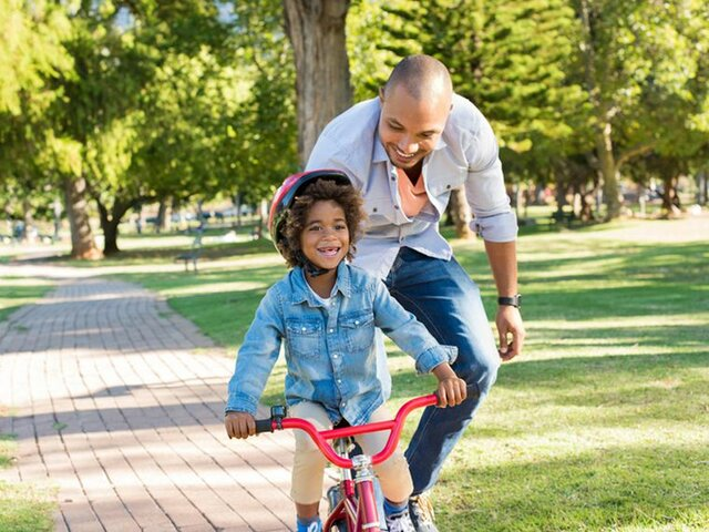 Aprenc a anar amb bicicleta