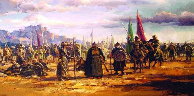 Kasr-I Şirin Antlaşması