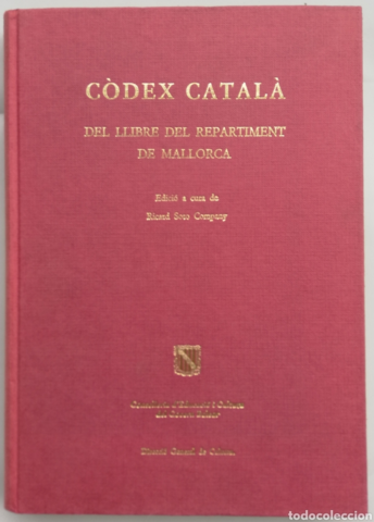 Llibre del Repartiment de Mallorca