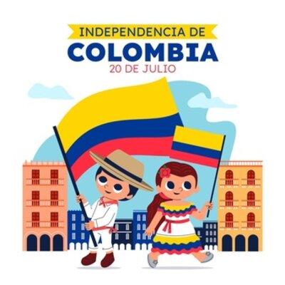 El estado Colombiano timeline