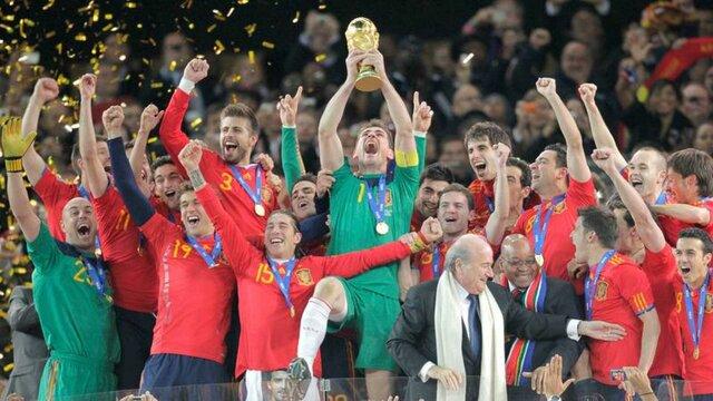 Espanya guanya el mundial