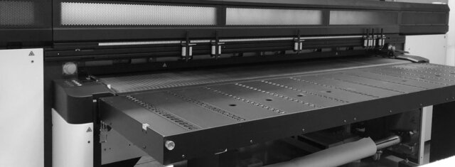 La primera impresora