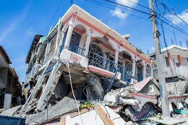 Terratrèmol Haití