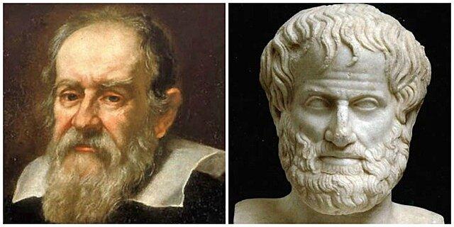 Pitágoras y Demócrito, la luz