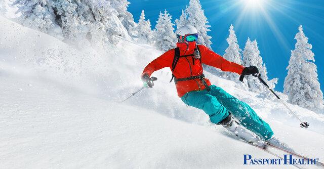 Vaig Esquiar per primer cop
