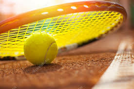 Primera competició de tennis