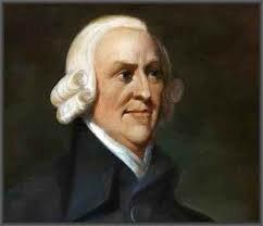 Aparición del liberalismo economico por Adam Smith