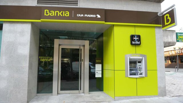 El govern espanyol nacionalitza Bankia (econòmic)