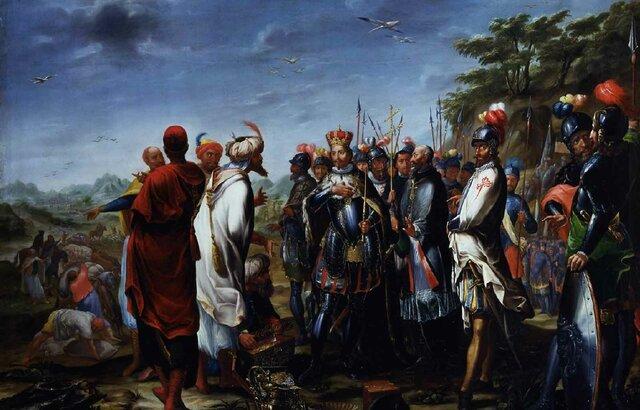 Derrota dels musulmans al regne de Granada