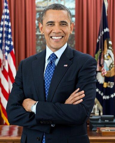 Barack Obama és escollit President dels EUA (fet polític)