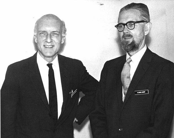 W. Ross Ashby y Norberto Wiener