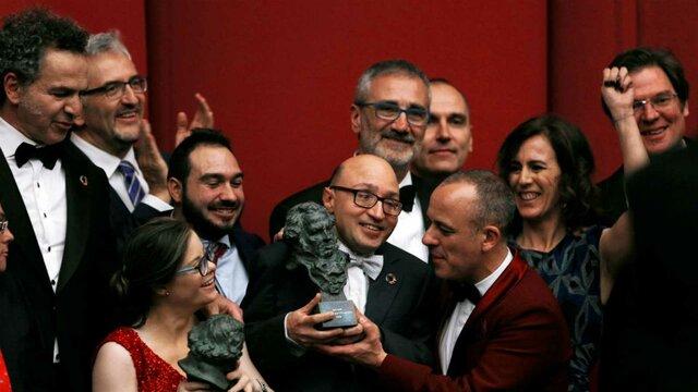 """""""Campeones"""" guanya el Goya a la millor pel·licula espanyola (fet cultural)"""