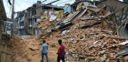 Terratremol al Nepal (fet climàtic)