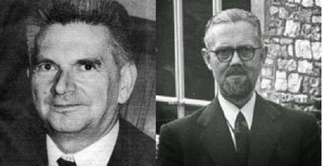 René Thom y E.C. Zeeman