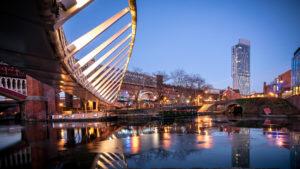 Vaig a Manchester