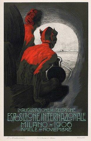 S'inaugura l'Exposició Universal de Milà