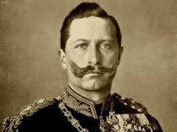 Guillermo II de Alemania.