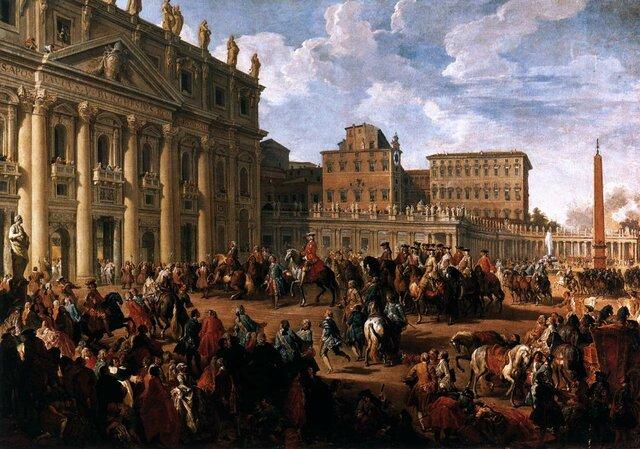 Concordato entre Felipe V y el Papado
