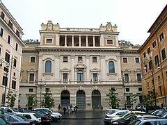 Viaje a Roma sobre sus estudios