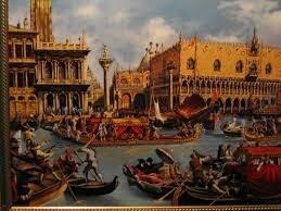Mercaderes de Venecia