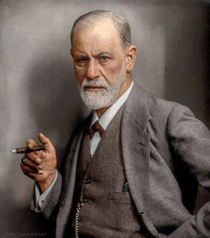 La teoría de la personalidad de Sigmund Freud