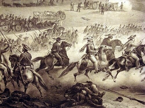 La Batalla de Calpulalpan