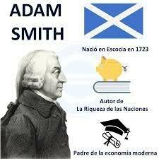 Adam Smith/ Padre de la Economía