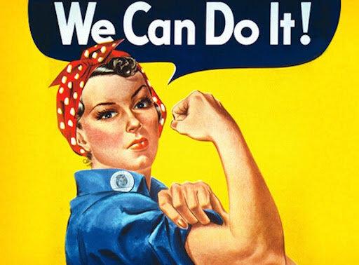 Inicios de la liberación femenina
