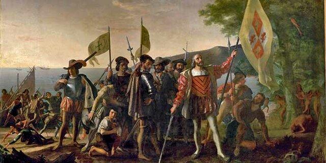 Conquista del Atlántico y encubrimiento de Abya Yala