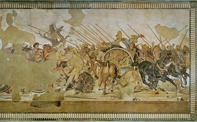 Época Helenista II A.C